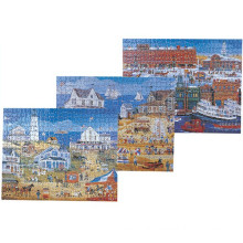 500 Pieces Wooden Jigsaw Puzzle for Child and Adult