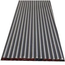 4340 quenched & tempered steel round bar