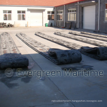 High Quality Inflatable Rubber Airbags Used for Wreck Salvage (D1.8m*L16m 6Layer)