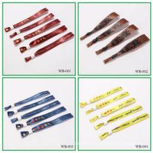 Caliente promover pulseras personalizadas baratos muestra gratuita