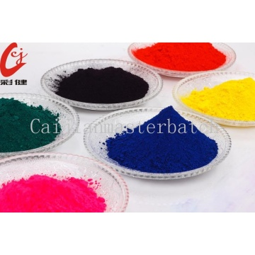 Color Pigment Masterbatch Granules
