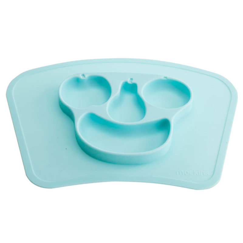 baby food serving placemats