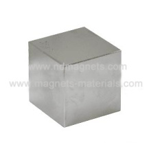 Cube Perment NdFeB Magnets with Ni Plating