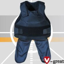Inner Bulletproof Vest Bullet Proof Comply with Nij 0101.06 Standard