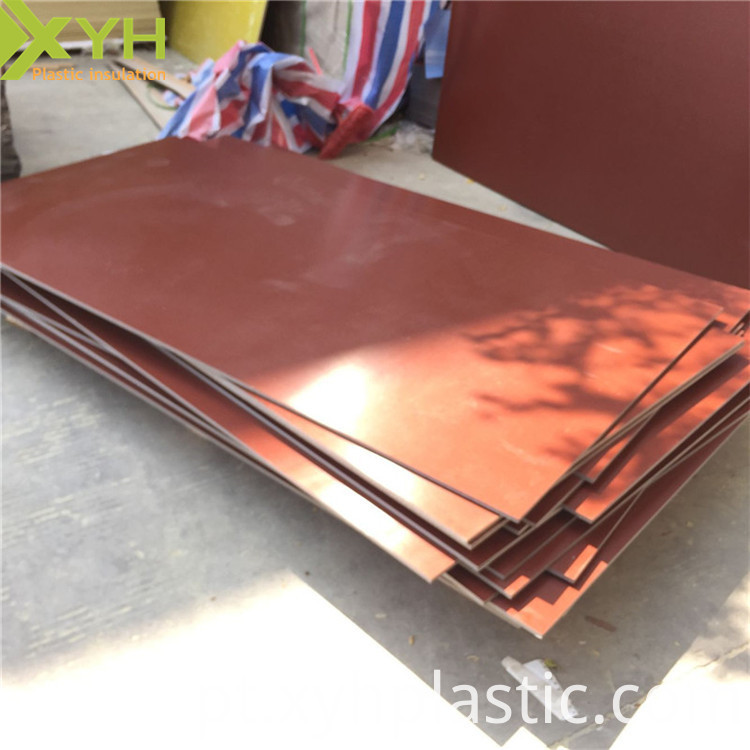 Brown Phenolic Cotton&Paper Laminated Sheet