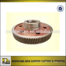 Customized OEM forging big bevel gears