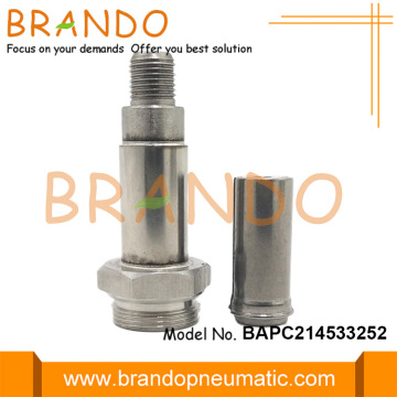 M20 Thread Seat Plunger Inti Besi Stainless Steel