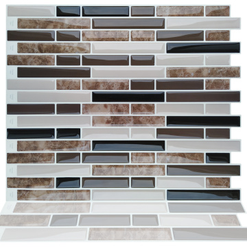 Smart Home cocina backsplash pegatinas pared baño azulejo
