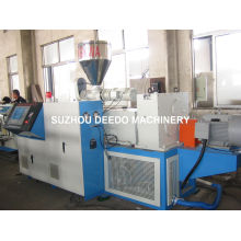 Machine en plastique d'extrudeuse de panneau de marbre de fabrication en plastique de PVC