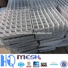 factory welded wire mesh panels / galvanized welded wire mesh