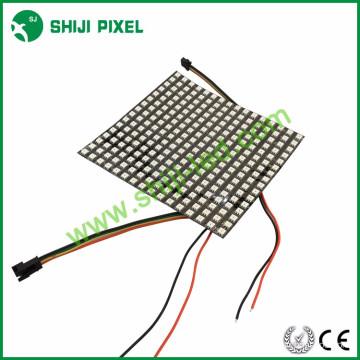 apa102 256 pcs SMD5050 5 v levou matriz de exibição 16x16 levou matriz