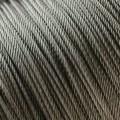 Cuerda de alambre de acero inoxidable 1X7 0,27 mm 304