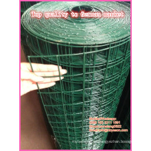 Anping factory 24-Inch x 5-Foot 1/2-Inch Mesh Green Vinyl Coated Hardware Cloth