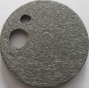 Sintered Aludirome (Fe-Cr-Al) Filters