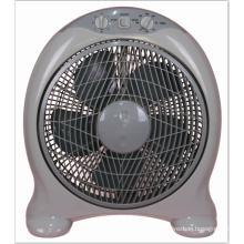 14 pulgadas mejor diseño caja ventilador eléctrico con temporizador caja ventilador