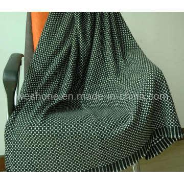Wool Throw, Wool Blanket, Throw (CMT-0901074)