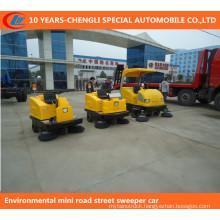 Environmental Mini Road Street Sweeper Car