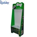 Support fait sur commande d'affichage de stylo de papeterie de carton de prix réalisable, présentoir populaire innovateur de stylo