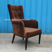 Coffee Button Living Room Furniture Chairs (YC-F050-02)