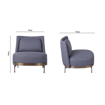 Nendo Design Tape Bergere Sessel