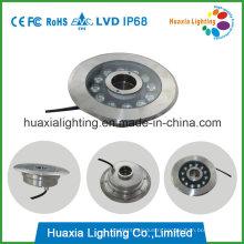 IP68 12V 27W 304/316 Stainless Steel LED Fountain Light, Underwater Light
