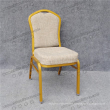 Metal Hotel Furniture Action Back Chair (YC-C75-08)