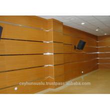 Türkisches Produkt Hochwertige Buche Holz Akustik Wooden Wandpaneele