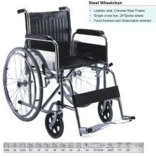 Detachable Armrest Wheelchair
