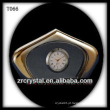 Maravilhoso K9 Crystal Clock T066