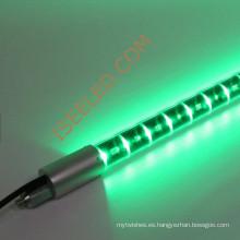 LED color de tubo vertical que cambia la iluminación decorativa