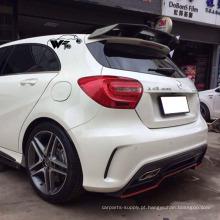 Novo estilo RevoZport fibra de carbono topo de fibra de carbono cauda para Benz Uma classe w176 A250 / A260 / A45