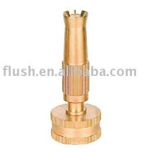 "Brass Adjustable 3"" adjustable nozzle"