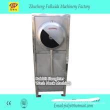 Máquina de lavar do pescoço do coelho / máquina direta do Slaughtering de Slae da fábrica