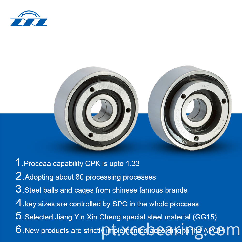 Automotive Bearings Engine Fan Bearings