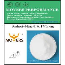 Чистый высококачественный 4-андростенетрион 99% 2243-06-3