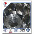 Pn16 Huile et gaz en acier inoxydable sur bride forgée avec haute qualité