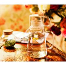 Креативный дизайн Боросиликатный стеклянный сок