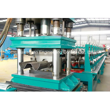 High-End Highway Guadrail Roll Forming Machine