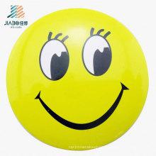 Supply Alloy Casting Print Yellow Emoji Logo Custom Button Pin in Metal