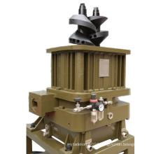 Vertical Type Dry Screw Vacuum Pump
