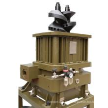 Bomba de vácuo de parafuso seco de tipo vertical 260L