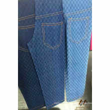 Cotton Poly Span Peach Buffing Denim (#UTG72133)