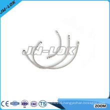 High pressure flexible metal hose