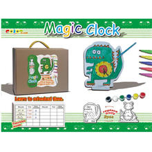 DIY игрушка магия часы окрашенные игрушки (H2112144)