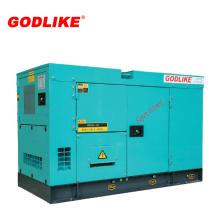 Домашняя польза генератор дизеля 15kVA супер Silent установленный / китайский двигатель / Ce