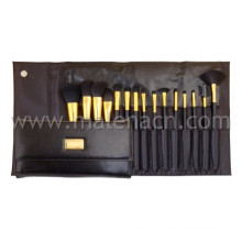 Professional 15-Pieces Cosmetic Brush Set