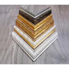 Горячая штамповка роскошной отделки интерьера для потолка карниза