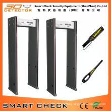 6 Zone Gate Metal Detector Archway Metal Detector Body Scanner Metal Detector