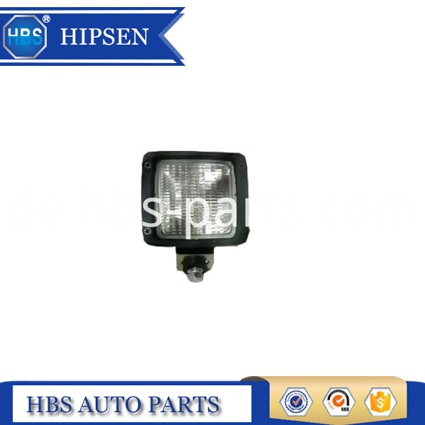 Jcb Backhoe Lamp 700 50029