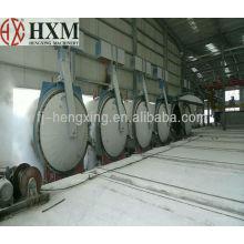 Горячие продажи блок AAC блок производственной линии завода